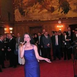 Parlament Vadászterme, 2007, céges rendezvény